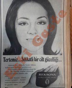 Kadilli Reksona Reklamı