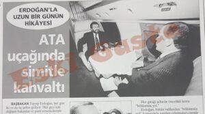 Ahmet Hakan ve Recep Tayyip Erdoğan