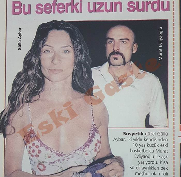 Güllü Aybar ve Murat Evliyaoğlu