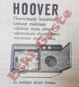 Hoover Çamaşır Makinesi