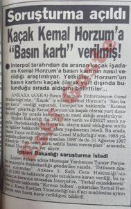 Kemal Horzum