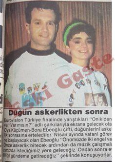 Oya Küçümen – Bora Ebeoğlu: Düğün Askerlikten Sonra