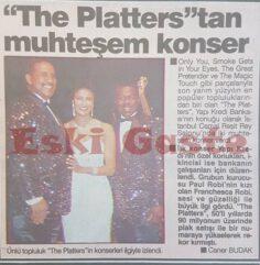 The Platters İstanbul Konseri