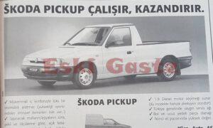 1997 Skoda Pickup
