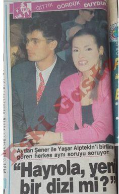 Aydan Şener ve Yaşar Alptekin