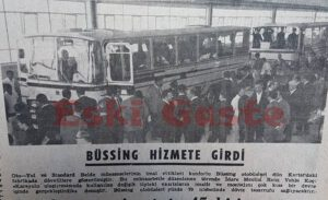 Bussing Otobüs