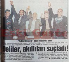 Trabzon Arsin'de Deliler Derneği Kuruldu