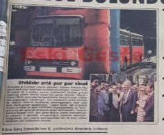 İETT Otobüsleri Artık Gıcır Gıcır Olacak