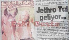 Jethro Tull İzmir Konseri