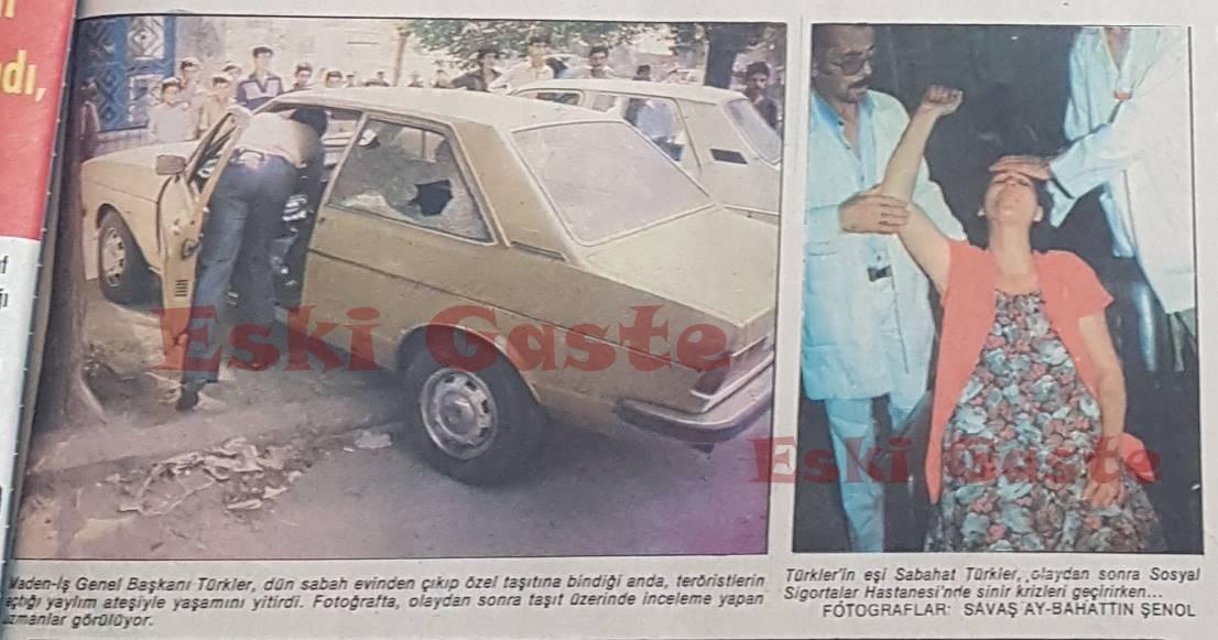 Kemal Türkler Cinayeti