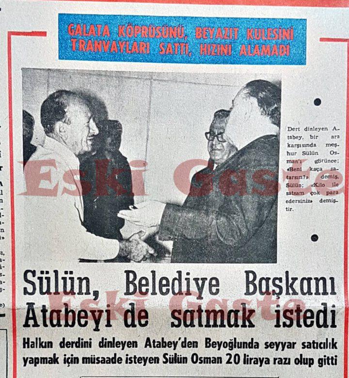 Sülün Osman Hızını Alamadı