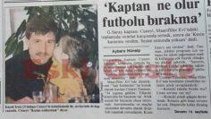 """Cüneyt Tanman'a """"Futbolu Bırakma"""" Baskısı"""