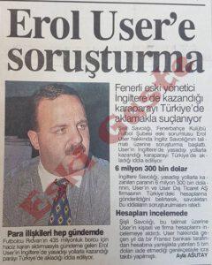 Erol User