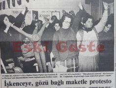 TAYAD'ın Kapatılmasını Protesto Ettiler